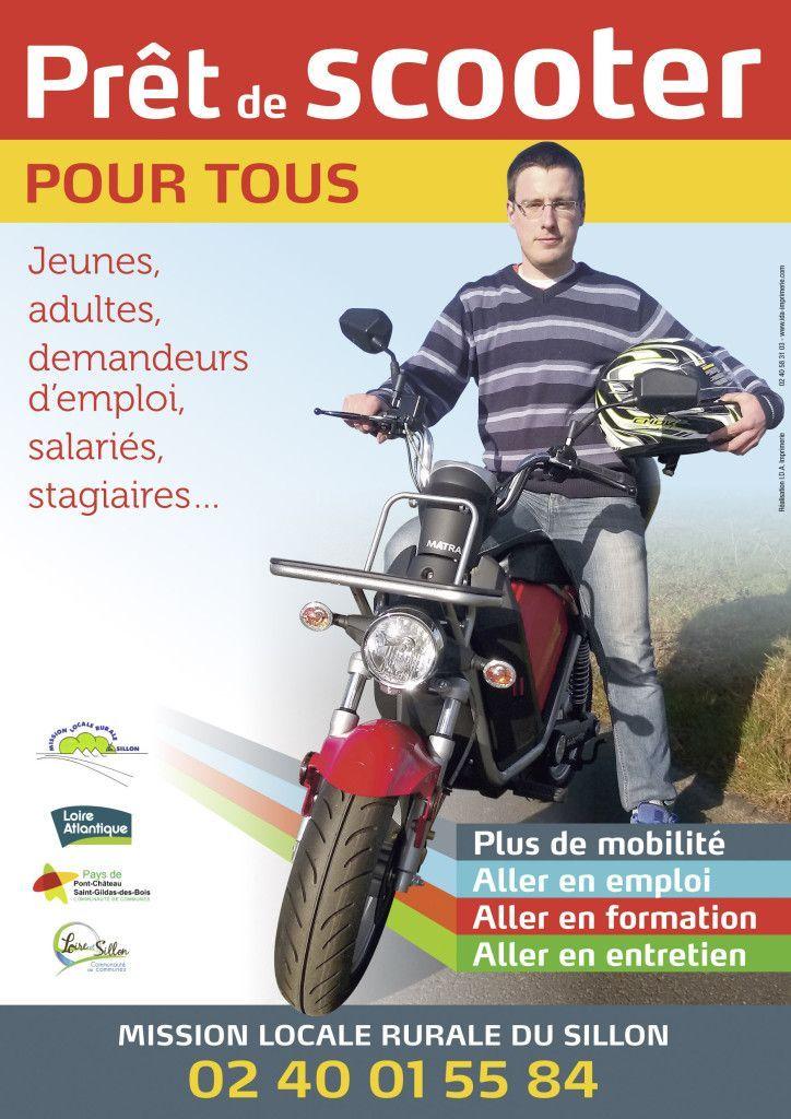Affiche Colibri Mission locale du Sillon