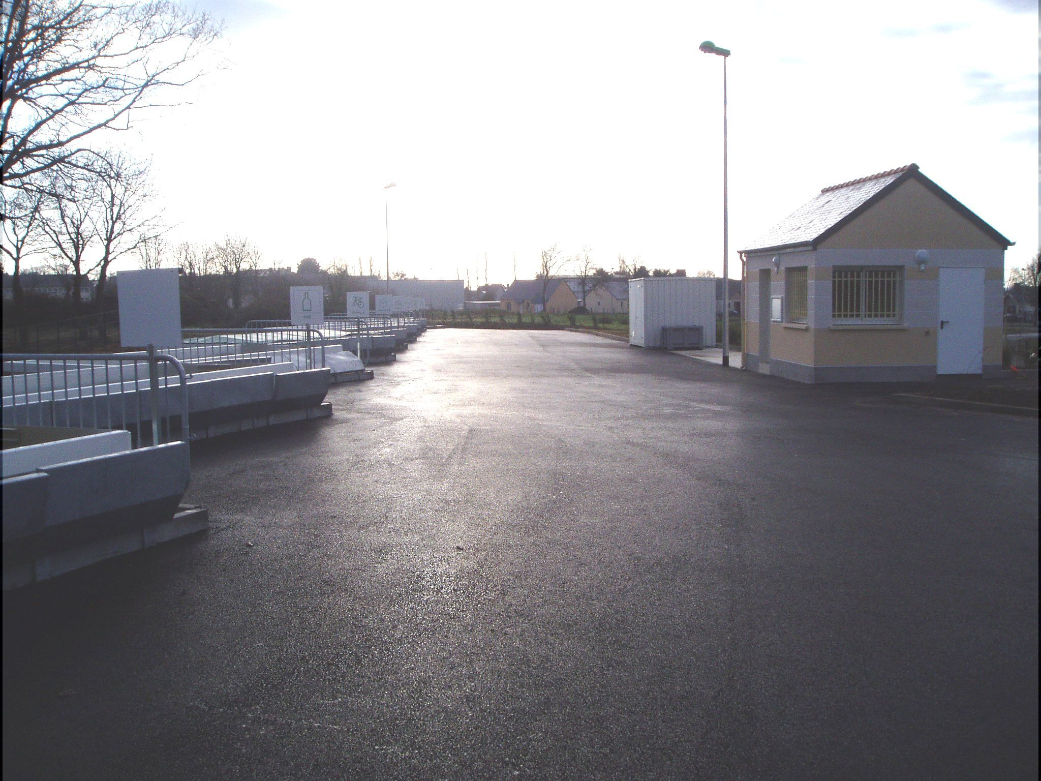 Déchèterie de Saint-Gidlas-des-Bois