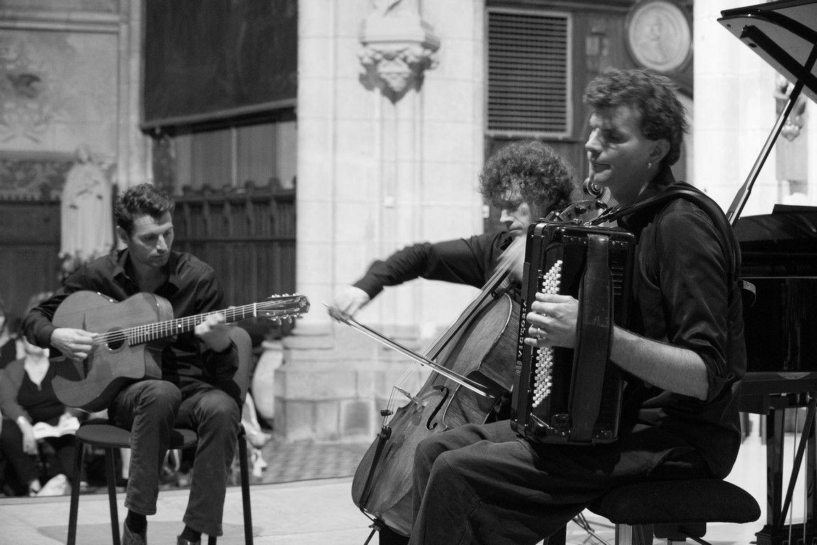 Rencontres franco-americaines de musique de chambre