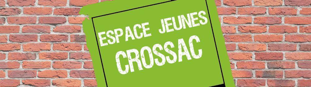 Bannière CROSSAC espace jeunes