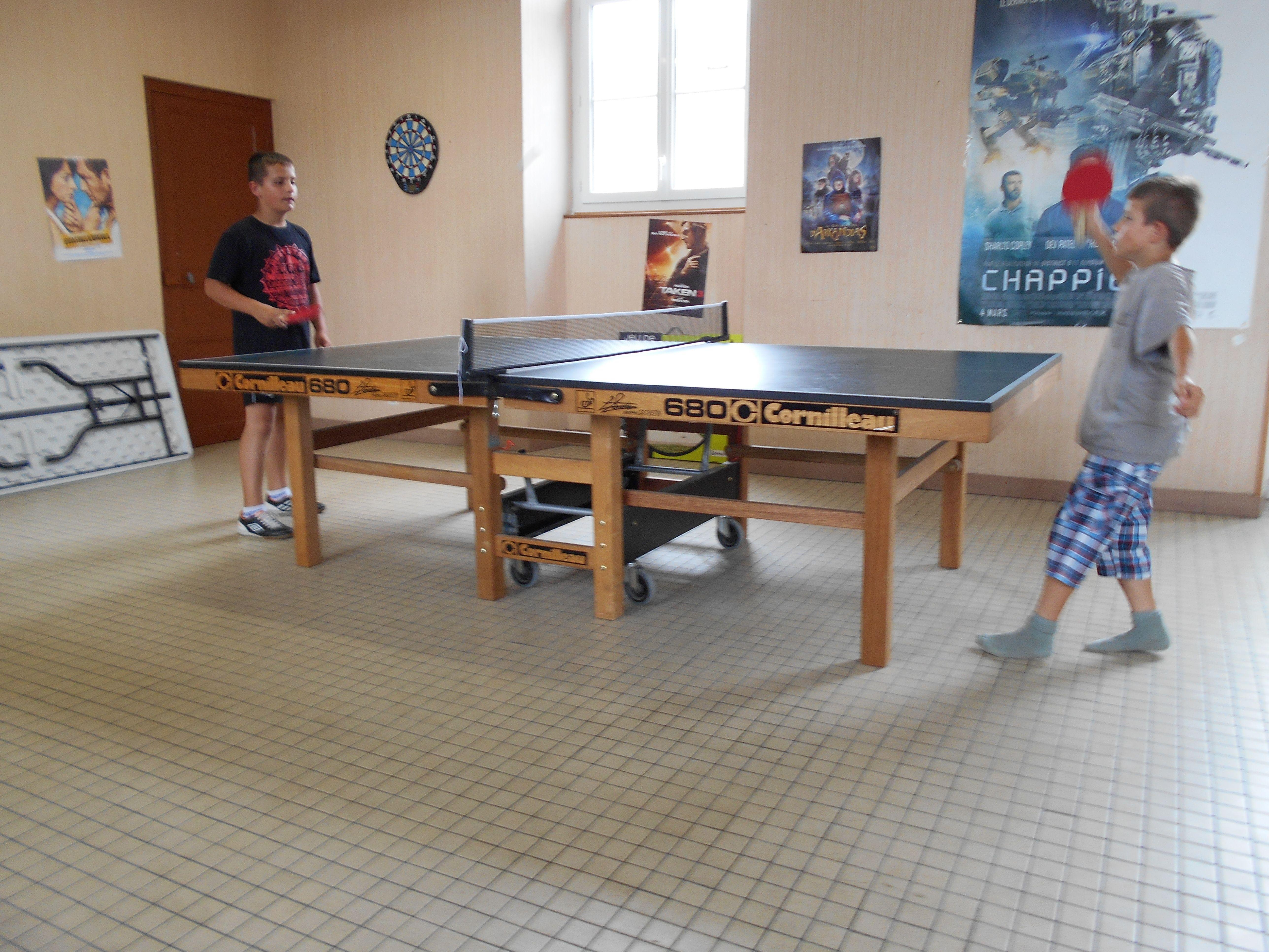 Anim Crossac - Tennis de table