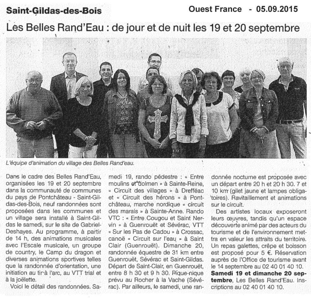 Belles randeau article OF 05 09 15