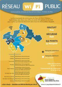 Reseau wifi public