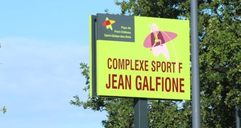 Retour sur // Inauguration du complexe sportif Jean Galfione