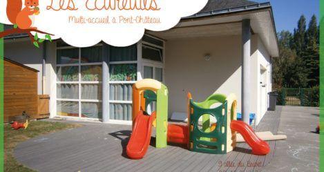 Multi-accueil // Des places disponibles à Pont-Château pour l'accueil occasionnel