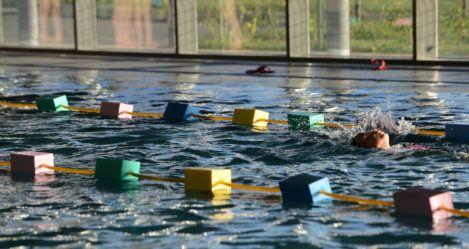 Piscine // Places restantes – Leçons de natation enfants