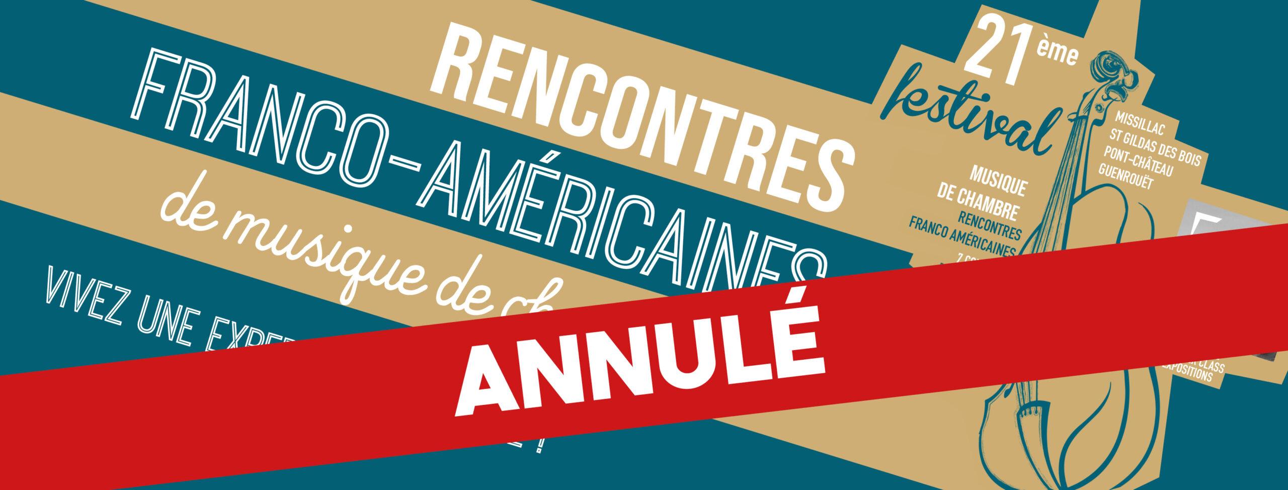 rencontres franco américaines)